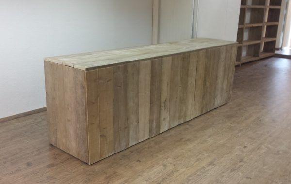 Theke Gastronomie Holz