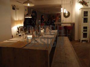 Bauholz Gastronomie Ausstattung