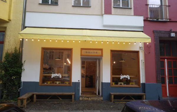 Jones Ice Cream – Berlin