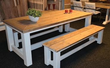 Bauholz Design Möbel von Exklusiv Dutch Design