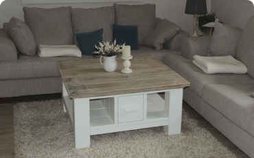 Gerüstholz Möbel