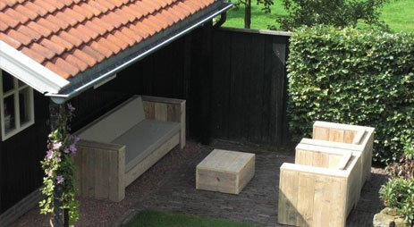 Bauholz Möbel Exklusiv Dutch Design
