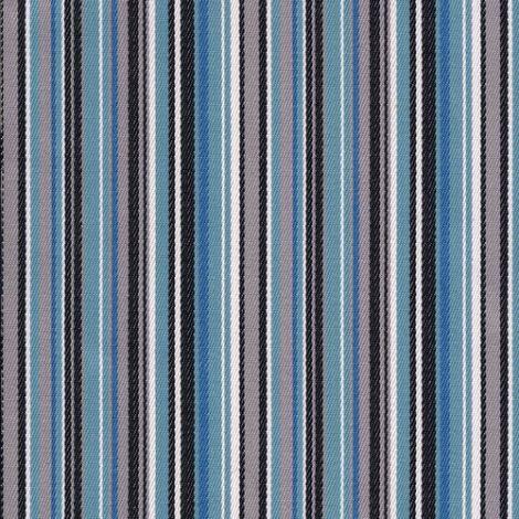 Rücken Flopkissen Stripes Bray 040 Sky Blue