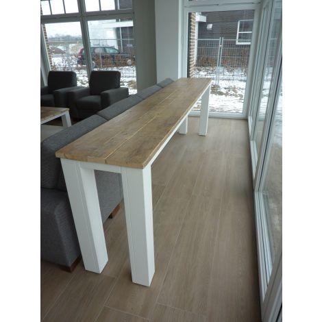 Bauholz Sideboard Aalen - Landhausstil mit Innenlack