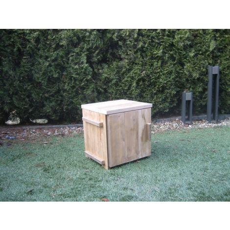 Möbel aus Bauholz - Nachttisch Rostock unbehandelt