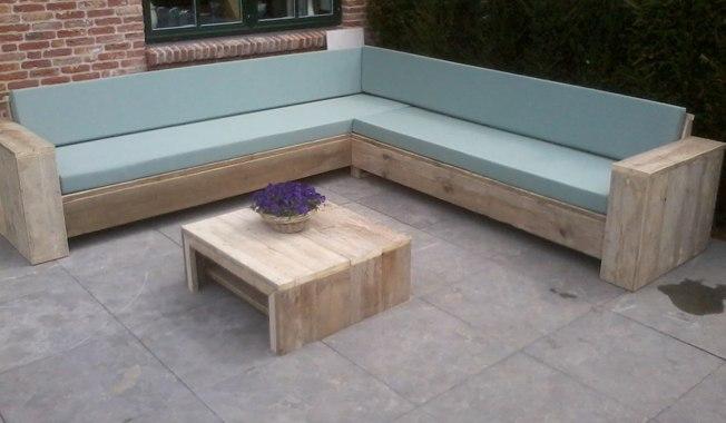 Bauholz Holland - individuelle Möbel aus Bauholz
